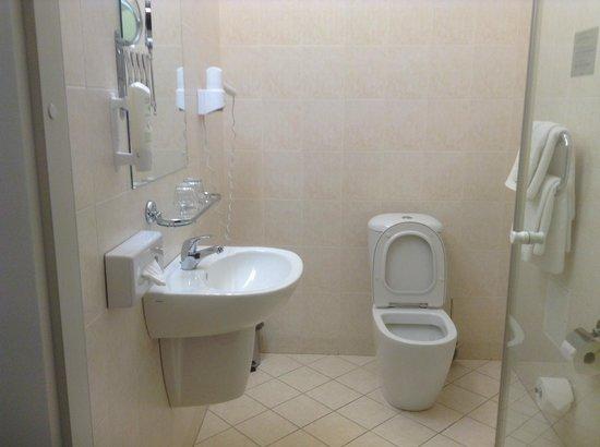 City Hotel Teater: Туалет