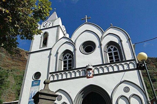 Tar Mar: Jardim do Mar, die Kirche...