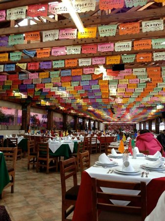 Restaurante Arroyo: Overview of the restaurant
