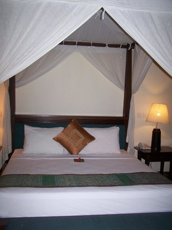 Ananda Cottages: Chambre