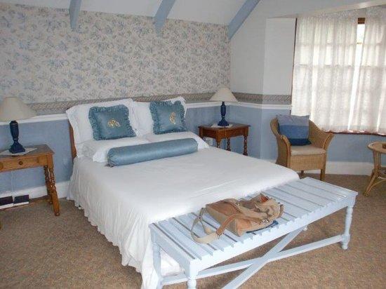 Westlodge Bed & Breakfast : Upstairs room