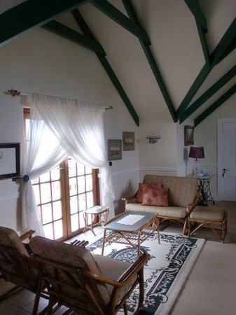 Westlodge Bed & Breakfast: Upstairs lounge