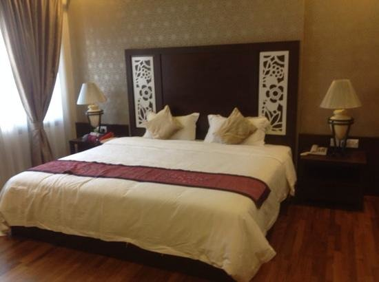 Jonker Boutique Hotel: first floor room