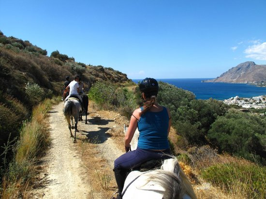 Alianthos Horse Riding