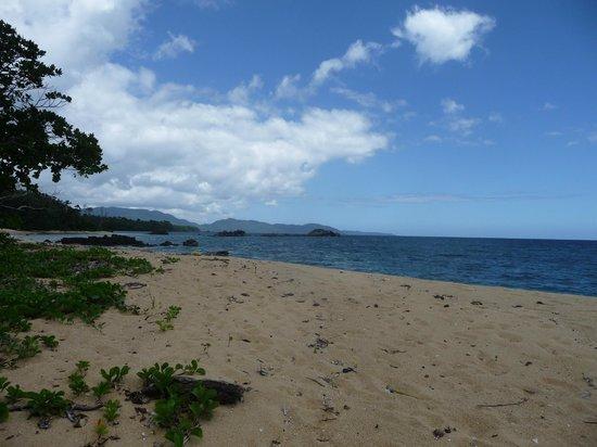 Ecolodge Chez Arol: La plage à proximité du lodge