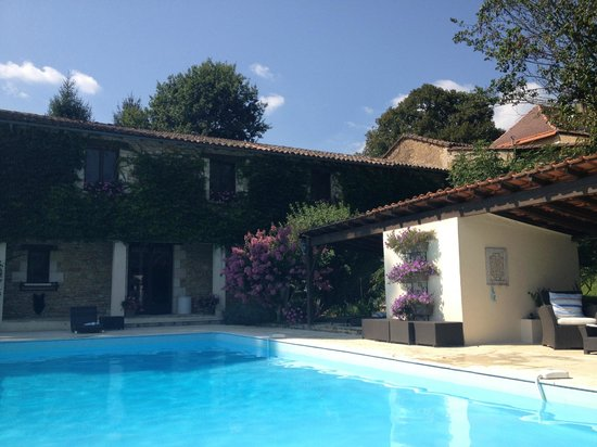 La Libertie: View from the pool