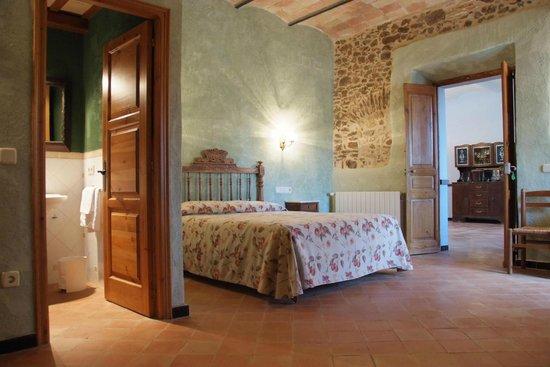 Serra de Daro, Hiszpania: Habitació