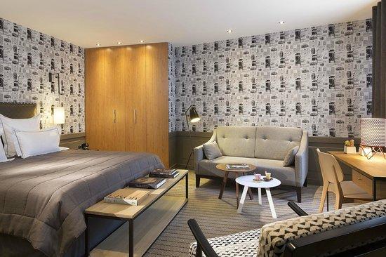 Hotel Signature St Germain des Pres: Chambre Prestige