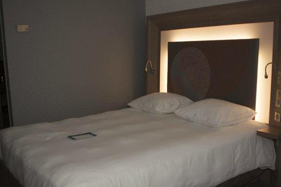 Novotel Fontainebleau Ury : Chambre
