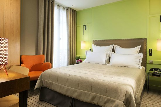 Hotel Signature St Germain des Pres: Chambre Deluxe