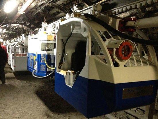 Guido Mine - cable car