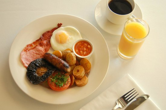 Lampeter Hotel: Breakfast