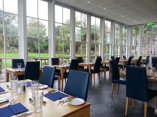 Hotel Portmeirion : Castle Deudraeth Dining Room