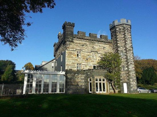 Hotel Portmeirion : Castle Deudraeth