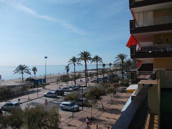 Ronda 4: Beach from Solarium