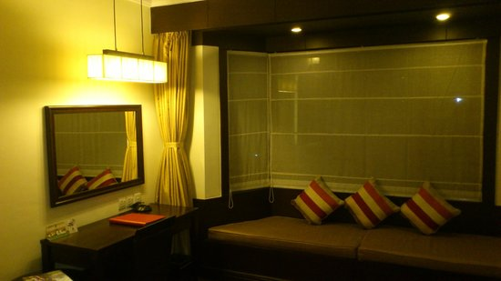 Hotel Annapurna: номер club room