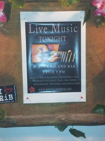 Rock Island Bar