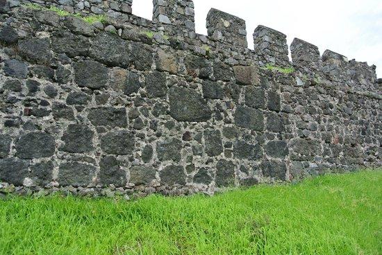 Gonio, Georgia: Гонио. Крепостная стена