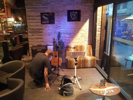 French Coffee Shop Troyes : Coffee'Concert