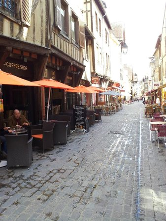 French Coffee Shop Troyes : Rue Champeaux