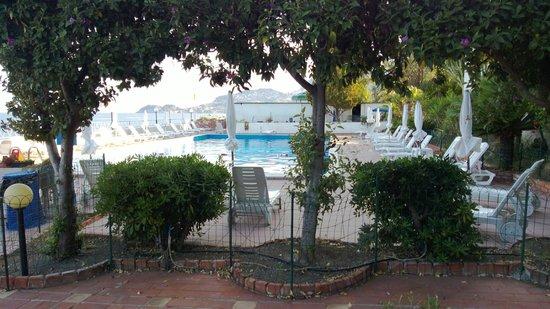 Park Hotel Silemi: Бассейн (он один)