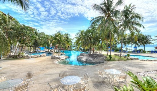 Swiss Garden Beach Resort Damai Laut Updated 2018 Reviews