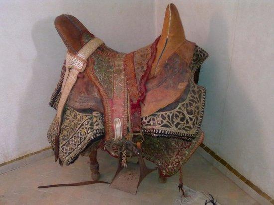 Riad Dubai: sella antica