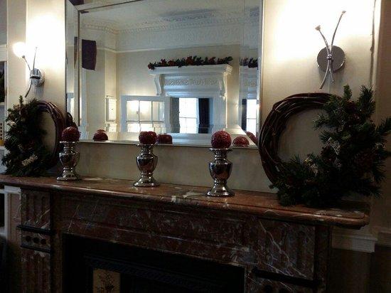 Lincombe Hall Hotel: Nice decor