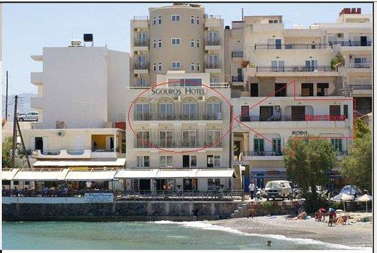 Photo of Sgouros Hotel Agios Nikolaos
