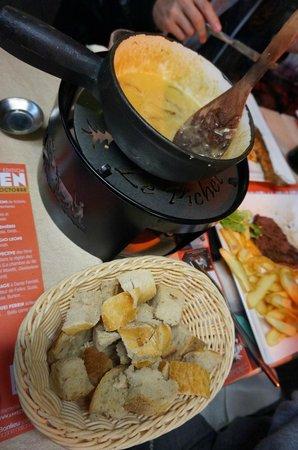 La Ferme à Dédé - Grenoble Centre: 奶酪火锅
