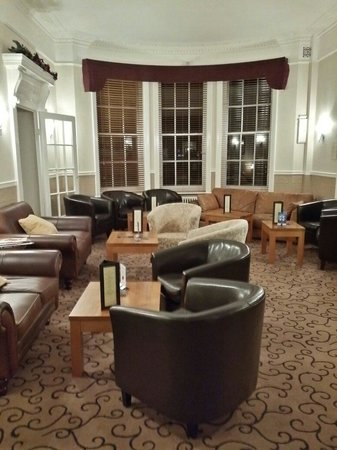 Lincombe Hall Hotel: Well laid out