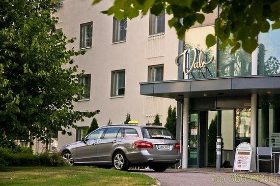 Hotelli Valo: Entrance