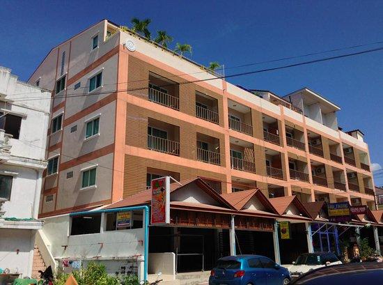 Dacha Beach: Отель (второй корпус)