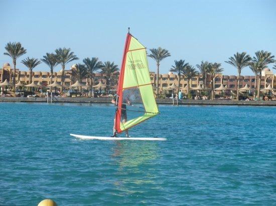 Arabella Azur Resort: Пляж