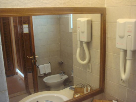 Domina Coral Bay Sultan: номер ванная
