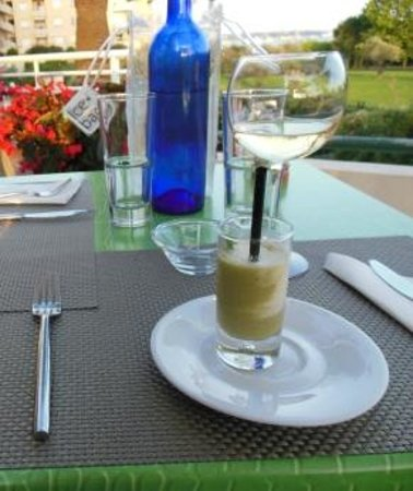 Cote Jardin: Gazpacho