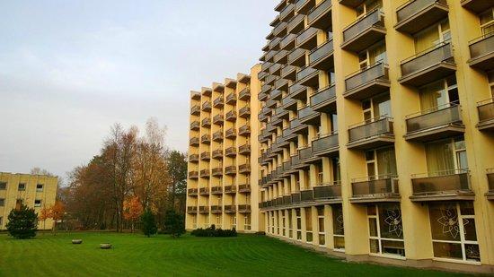 SPA VILNIUS Druskininkai: Spa Vilnius Sana