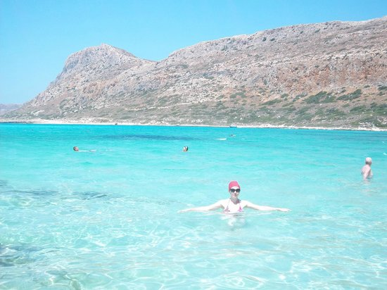 Balos Beach and Lagoon : БАлос