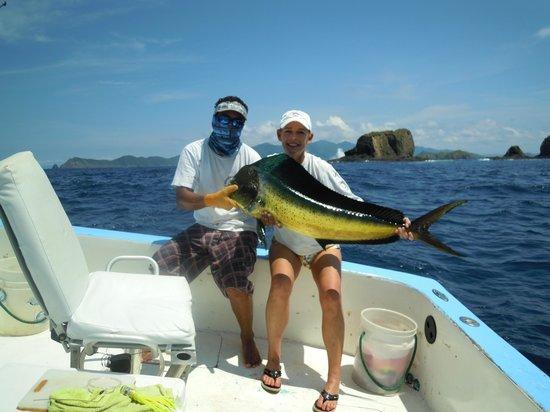 Papagayo Sportfishing: Great Dorado