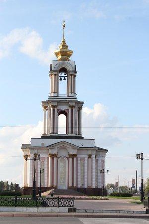 Victory Memorial: церковь Георгия Победоносца