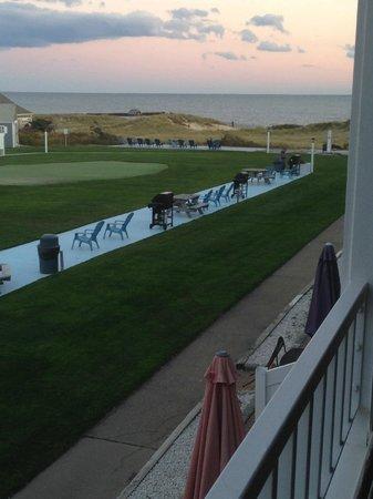 Edgewater Beach Resort : View from room
