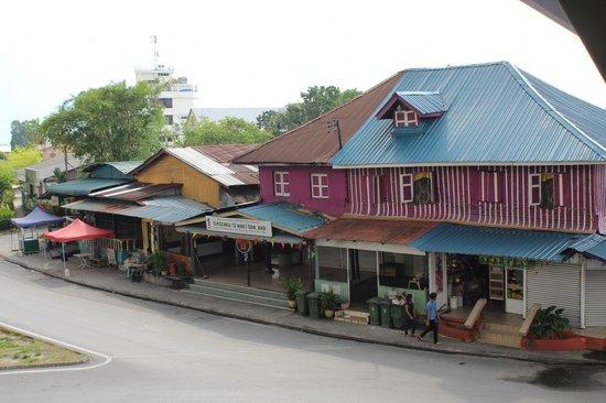 Kuching Mosque: 12