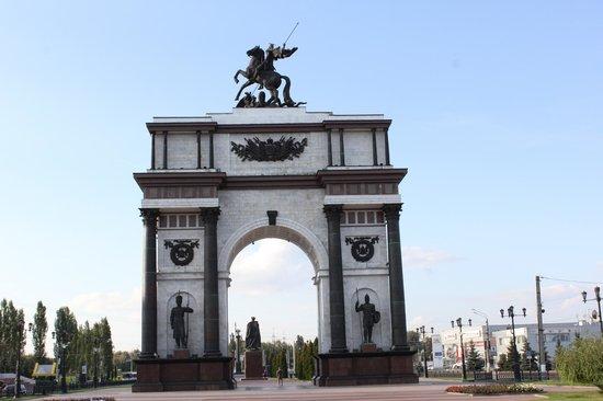 """Victory Memorial: Триумфальная арка """"Огненная дуга"""""""