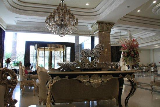 LK The Empress: Лобби отеля