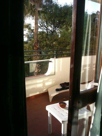 Albufeira Jardim - Apartamentos Turisticos: Our balcony