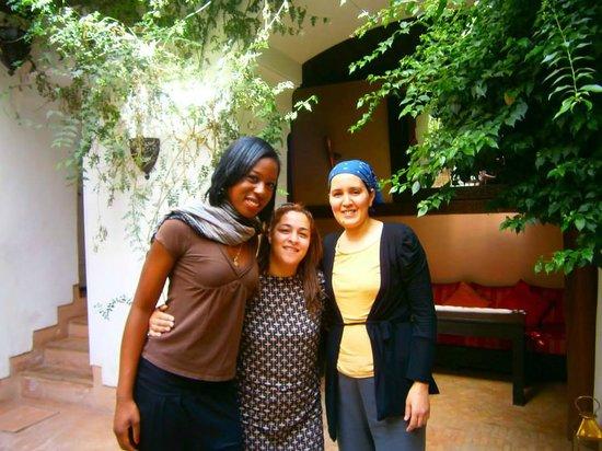 Dar Balthazar : nos adorables hôtesses
