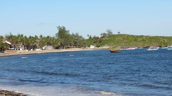 Ocean Sports Resort: on the beach