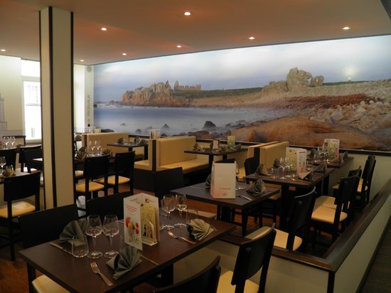 Le Fromveur: notre nouvelle salle de restaurant