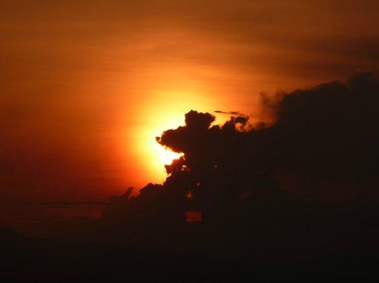 Prince John Dive Resort: Sonnenaufgang
