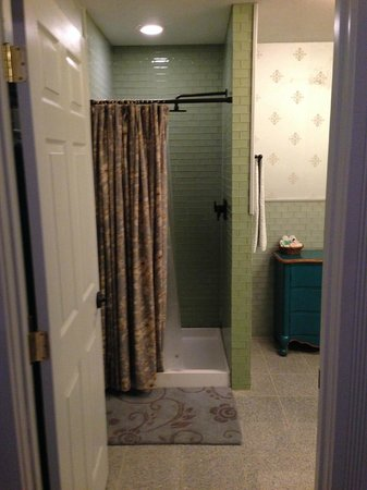 The Beaumont Ranch: Spencer Room - bathroom